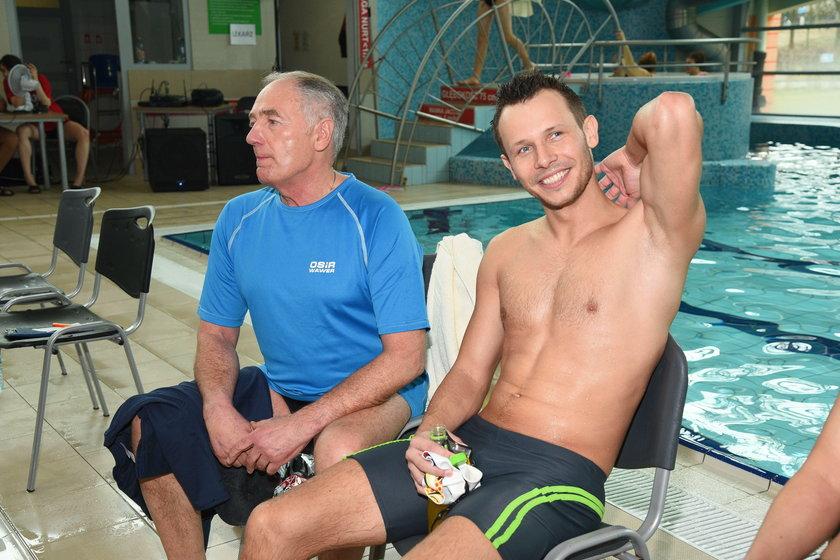 Mateusz Banasiuk i Karol Strasburger