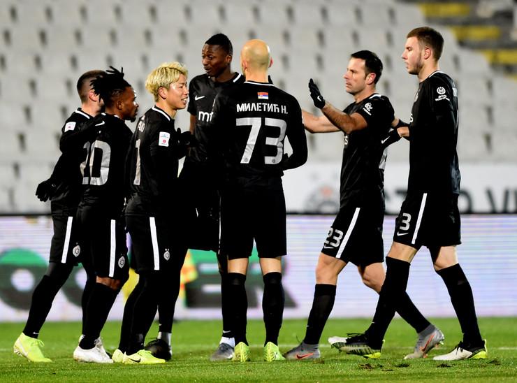 FK Partizan FK Napredak