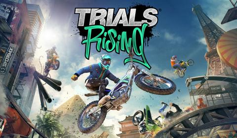 Trials Rising – ruszyła open beta gry na PC, PS4, Xboksie One i Switchu