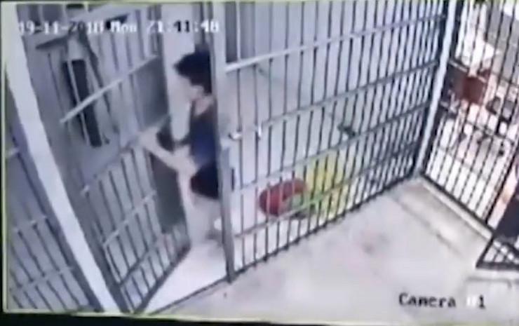 tajland zatvor bekstvo