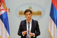 KONTRAMERE HRVATSKOJ Brnabić: Odgovorićemo Hrvatskoj na zabranu ulaska Vulina, VIDEĆETE SUTRA
