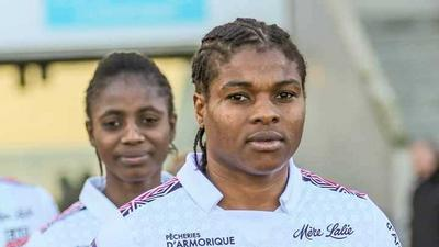 Super Falcons star Desire Oparanozie leaves French club Guingamp after six years