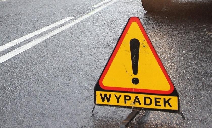Śmiertelny wypadek pod Płońskiem.