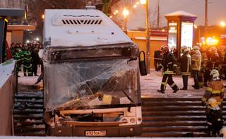 Rosja: W wypadku z udziałem autobusu zginęły cztery osoby