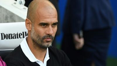 Once-bitten Guardiola wary of Everton threat