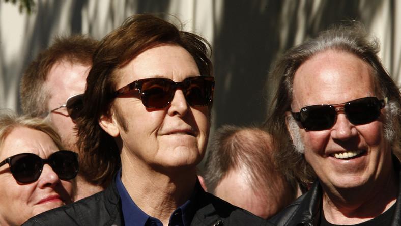 Paul McCartney wierzy, że muzyka leczy