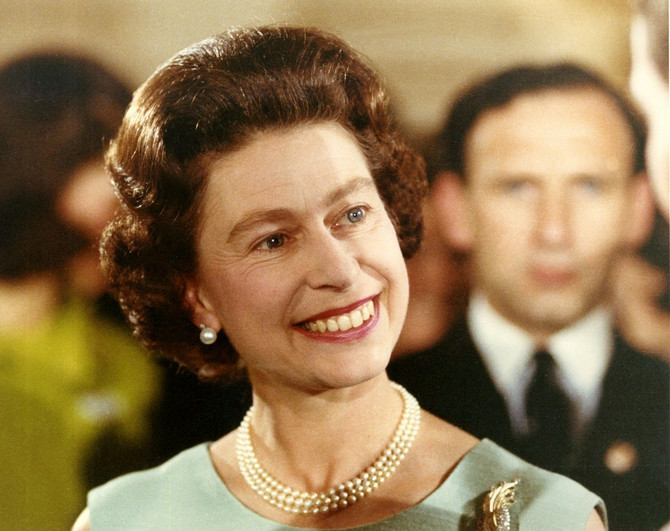 Nasmejana kraljica