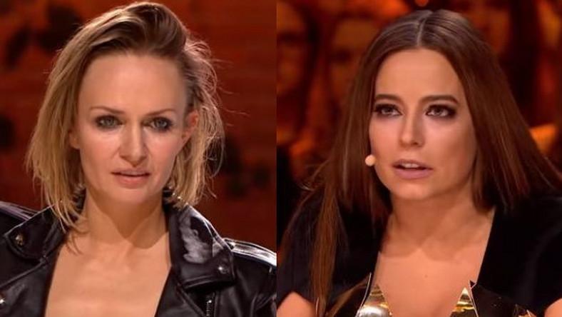 """Kasia Stankiewicz i Anna Mucha w """"Dance, dance, dance"""""""