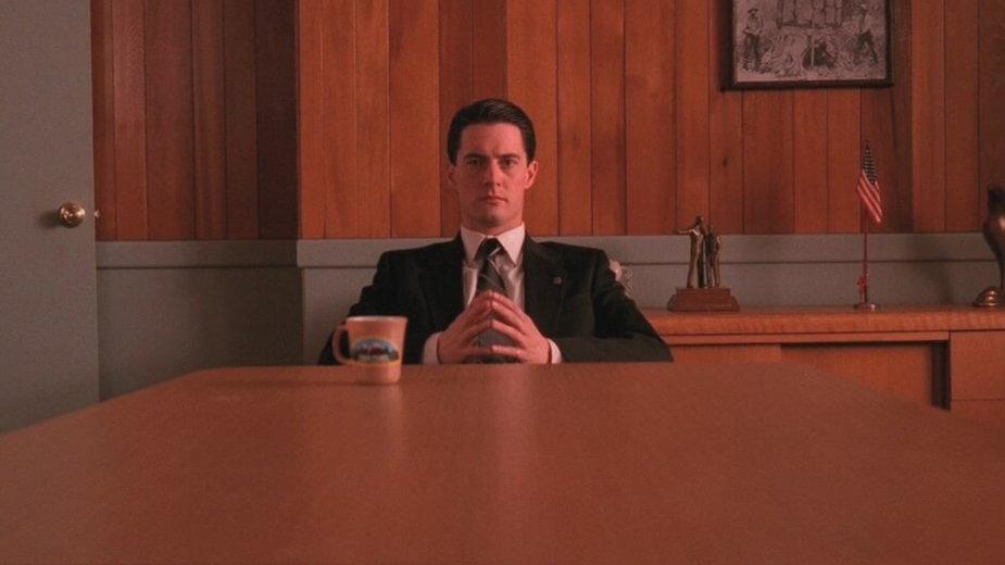 """""""Miasteczko Twin Peaks"""": kadr z serialu"""