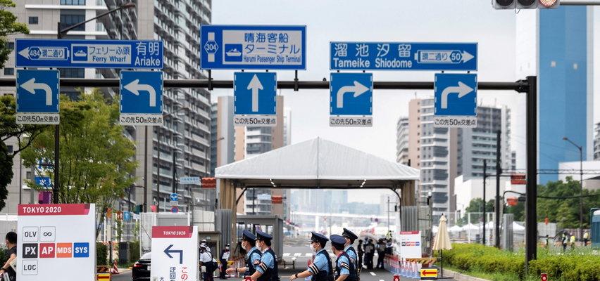 Coraz więcej zakażonych koronawirusem w Tokio. Wirus zatrzyma igrzyska?