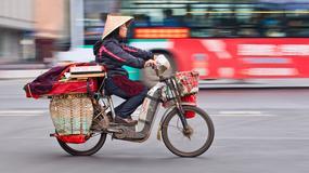 Wybrał się do domu na święta rowerem. W miesiąc przejechał 500 km w złym kierunku