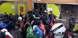 Dramat w górach. Ewakuacja 1200 turystów ze stacji narciarskiej