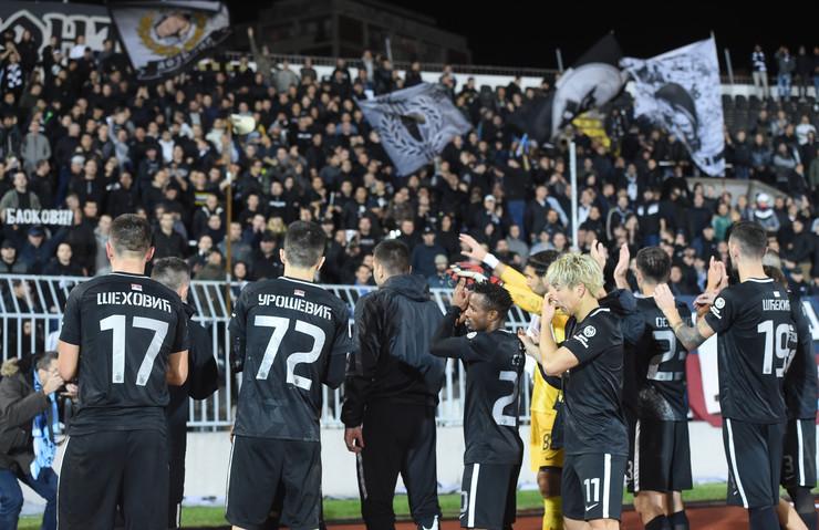 FK Partizan, Voždovac