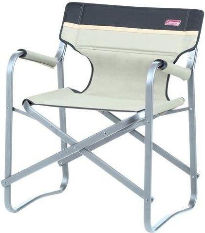 Coleman Krzesła Turystyczne Deck Chair Khaki