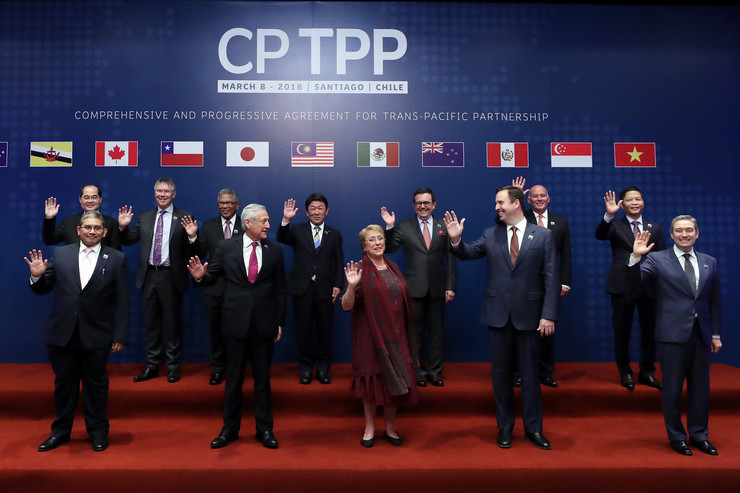 CPTPP sporazum potpisivanje foto EPA-EFE MARIO RUIZ