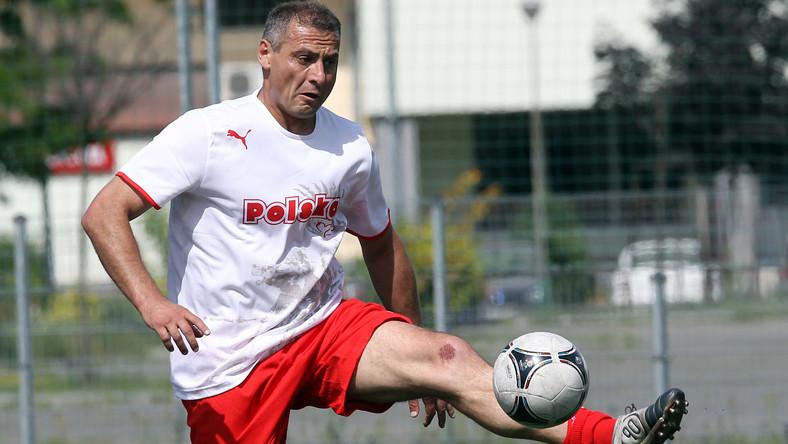 Świerczewski został trenerem Motoru Lublin