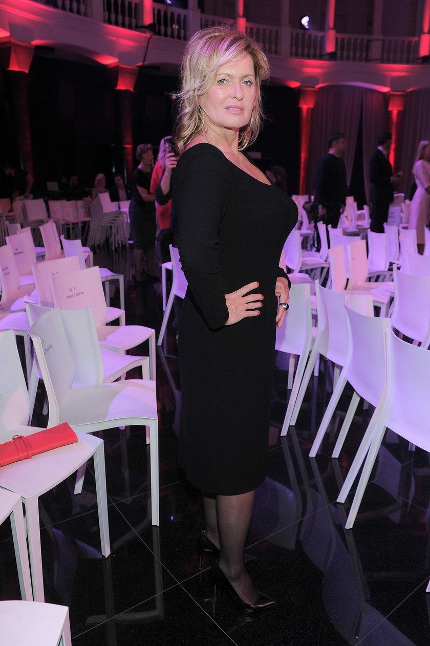 Ewa Kasprzyk Róże Gali 2013