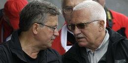 Komorowski spotkał się z przyjacielem Kaczyńskiego