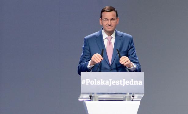 Dla Elżbiety Rafalskiej najważniejszy jest system emerytalny. A dla Mateusza Morawieckiego budowa oszczędności to element tworzenia polskiego kapitału.
