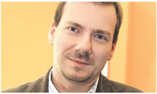 dr Michał Zaremba, Instytut Dziennikarstwa Uniwersytetu Warszawskiego Fot. Wojciech Górski