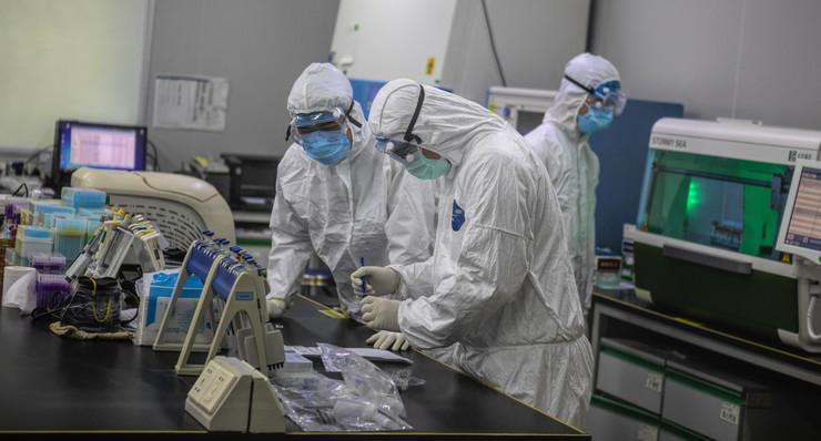 Laboratorija u Guangdžou