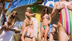 DIVLJE NA JAHTI Ovako seksi Šveđanke luduju na hrvatskom primorju (VIDEO)