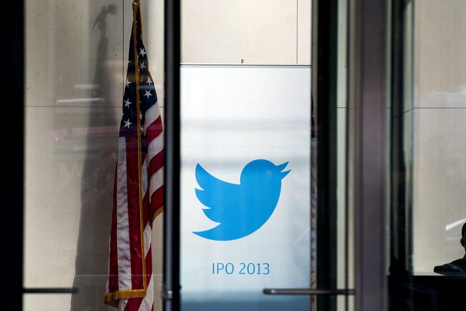 USA NEW YORK TWITTER IPO
