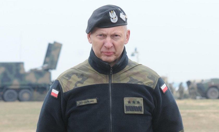 Generał ostrzega: do Polski może dotrzeć wojna
