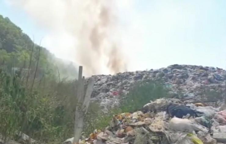 Prijepolje deponija požar sc youtube