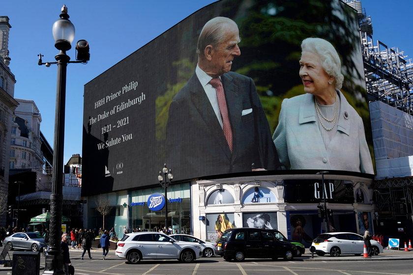 Najsmutniejsze urodziny królowej Elżbiety