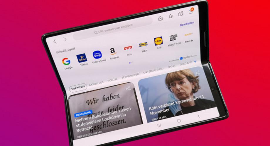 Samsung Galaxy Fold 2 5G im Test: Besser und billiger