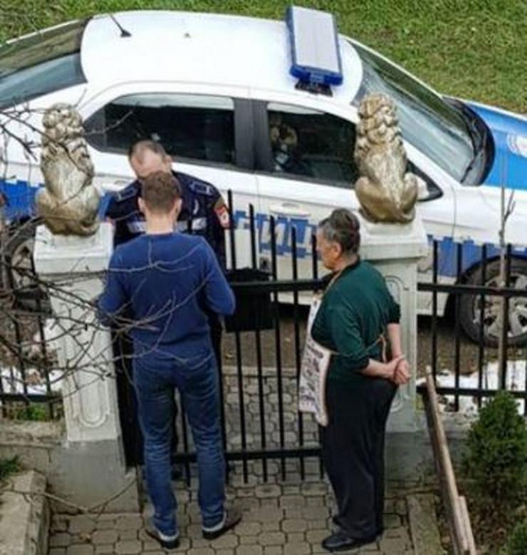 Drasko Stanivukovic policija poziv saslusanje