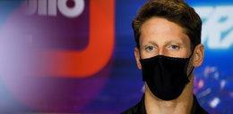 Romain Grosjean pokazał, jak wyglądają jego dłonie po wypadku. To nie jest przyjemny widok