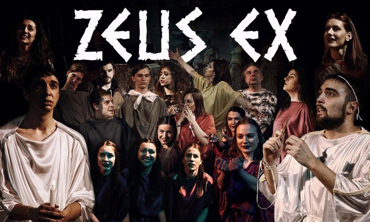 Zeus ex, foto promo