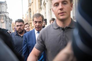 Partia Brexitu zwycięża w wyborach do europarlamentu