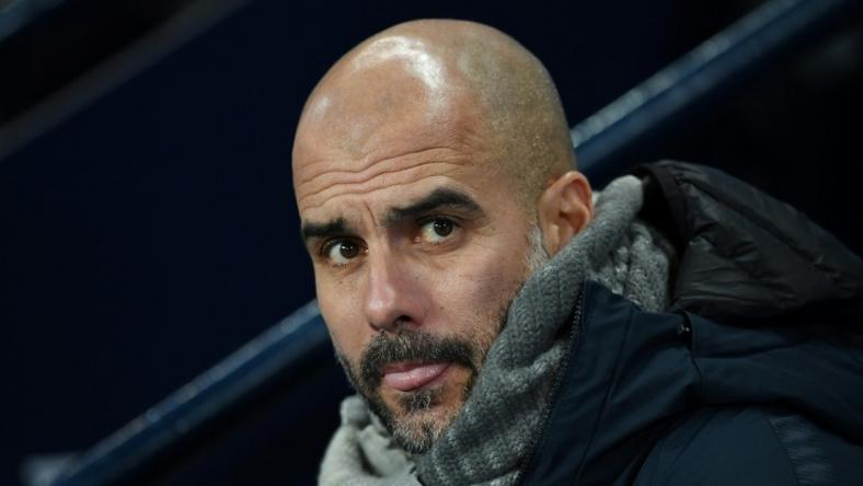 Pep Guardiola hopes Manchester City have no time for a winter break