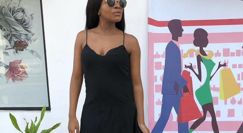 5 ways to rock black as inspired by Marcy Dolapo Oni