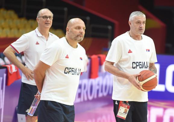 Đorđević i Predrag Danilović