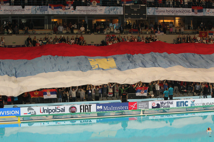 Vaterpolo reprezentacija Srbije, Vaterpolo reprezentacija Crne Gore