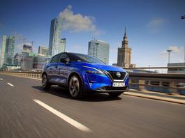 Nissan Qashqai 1.3 – podróż w klasie premium