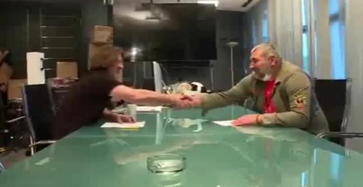 Željko Mitrović i Miki Đuričić