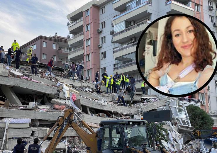 turska zemljotres marina gul