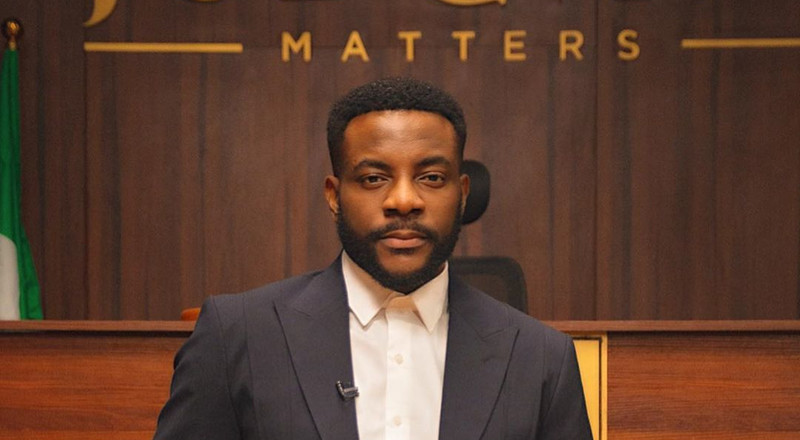 Ebuka to premiere new legal reality show 'Judging Matters'