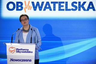Lubnauer o propozycjach PiS: Brak pomysłów na organizację państwa