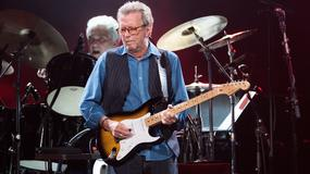 Eric Clapton traci słuch. Gra na gitarze sprawia mu ból
