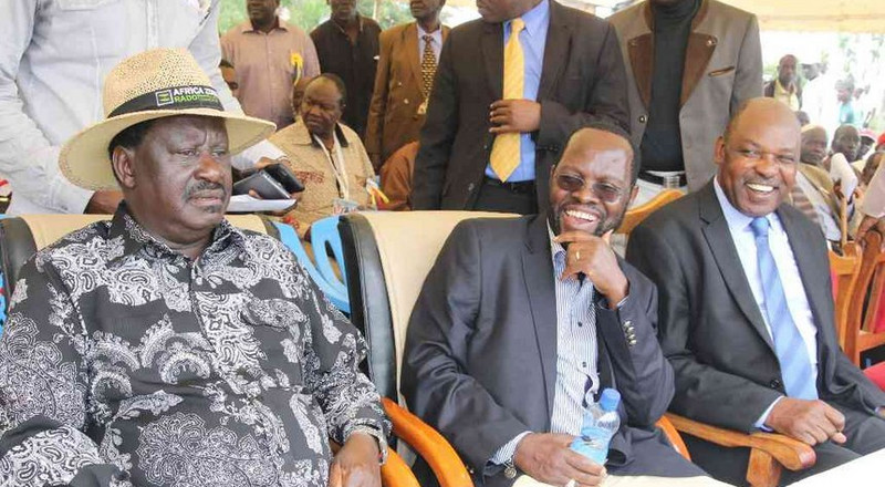 Uncertainty after Raila skipped event at the last minute