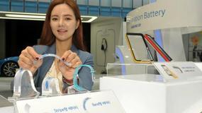 Samsung pokazał elastyczne baterie