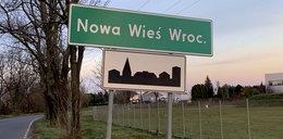 Koszmar mieszkańców Nowej Wsi Wrocławskiej: Od 10 lat walczymy o drogę