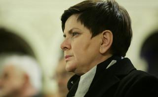 Wypadek w Oświęcimiu: Beata Szydło nie stawiła się na rozprawie, zeznawał funkcjonariusz BOR