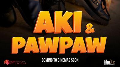 Charles Okpaleke teases new 'Aki & Pawpaw' poster